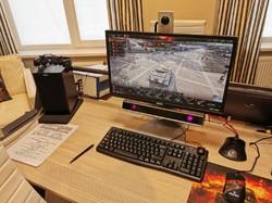 Testovací UX laboratoř vývojářů World of Tanks