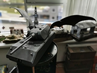 Muzeum plné exponátů od fanoušků hry World of Tanks