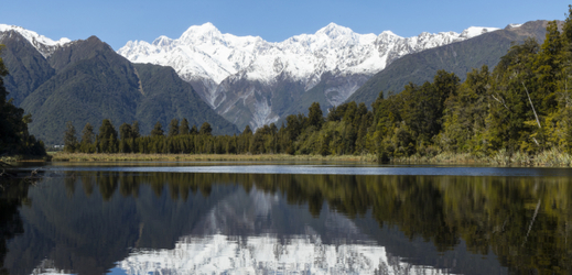 Nový Zéland.