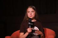 K záchraně klimatu neděláte dost, řekla Greta americkým politikům