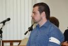 Odsouzený Petr Kramný.
