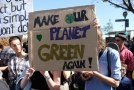 Páteční pochod za klima.
