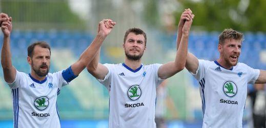 Boleslav porazila Ostravu 2:0 a doma vyhrála i pošesté v sezoně.