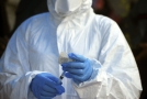 Vakcína proti ebole.