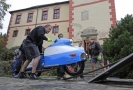 Motocykl Jawa lidově zvaný nanuk koupilo muzeum za 450 tisíc korun od soukromého sběratele.