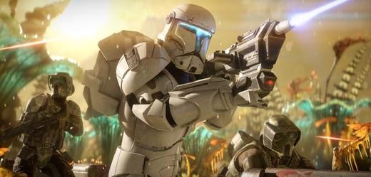 Další velká aktualizace rozšiřuje Star Wars: Battlefront II