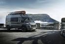Peugeot odhaluje koncept obytného vozu.