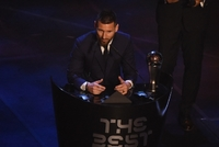 Fotbalista Lionel Messi, The Best FIFA Football Awards.
