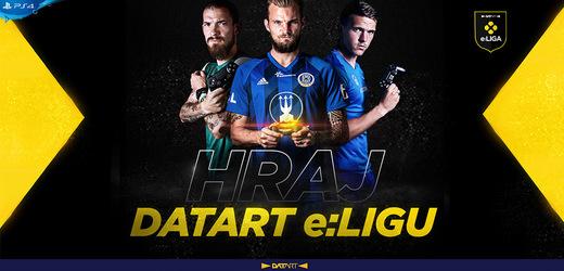 Reprezentuj prvoligový fotbalový tým ve FIFA 20. Datart e:Liga píše historii
