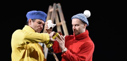 Představení Pat a Mat.