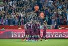 Trabzonspor má za výtržnosti proti Spartě uzavřenou část stadionu.