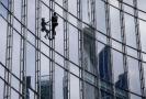 Francouzský Spiderman zdolal další mrakodrap.