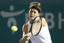 Česká tenistka Karolína Muchová vypadla na turnaji v Pekingu v prvním kole.