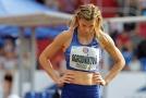 Nikola Ogrodníková zaostala za limitem o 2 metry a 33 centimetrů.