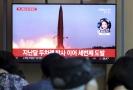 Zkouška jaderných zbraní v KLDR.