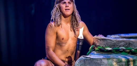 Muzikál Tarzan zabodoval.