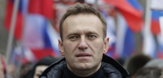 Ruský opoziční vůdce Alexej Navalnyj.