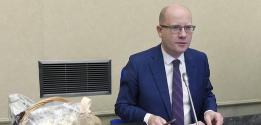 Bohuslav Sobotka.
