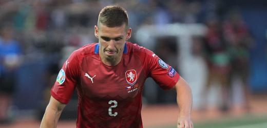 Český fotbalista Pavel Kadeřábek.