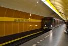 Stanice metra Národní třída (ilustrační foto).