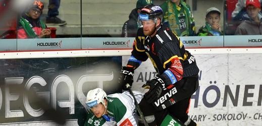 Karlovy Vary vyhrály proti Litvínovu v prodloužení.