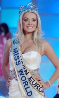 Taťána Gregor Brzobohatá se v roce 2006 stala Miss World.