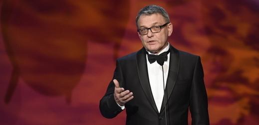 Ministr kultury Lubomír Zaorálek předal v Národním muzeu Cenu Thálie.