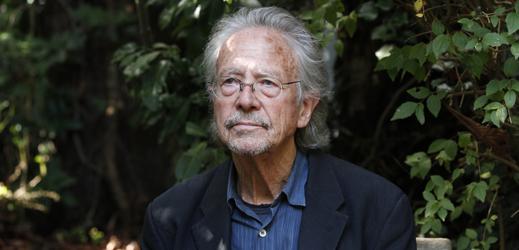 Rakouský spisovatel Peter Handke.