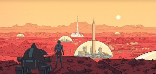 Epic Games Store dává zdarma strategii, ve které budete kolonizovat Mars