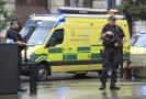 Britská policie.