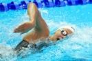 Plavkyně Barbora Seemanová vyhrála na Světovém poháru v Berlíně závod na 400 metrů volný způsob.