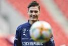 V útoku reprezentace proti Anglie nechybí uzdravený útočník Patrik Schick.