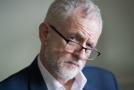 Šéf britských labouristů Jeremy Corbyn.