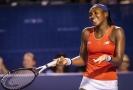 Patnáctiletá americká tenistka Cori Gauffová dotáhla nečekané tažení turnajem v Linci až k zisku prvního titulu v kariéře.