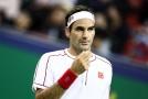 Tenisový velikán Roger Federer.