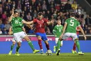 První poločas rozhodl, zlepšený výkon Čechů prohru neodvrátil
