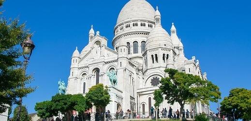 Bazilika Sacré-Coeur.