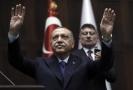 Erdogan, turecký prezident.