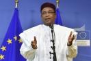 Prezident Nigeru Mahamadou Issoufou.