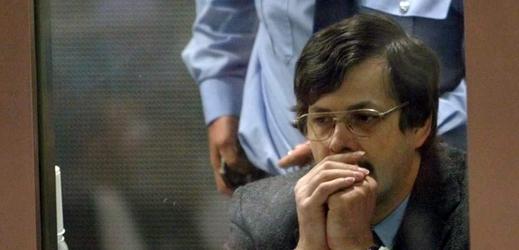 Pedofilní vrah Mark Dutrouxe.