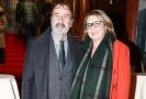 Kateřina Lojdová s manželem Michelem Fleischmannem.