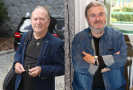 František Ringo Čech a Petr Janda.