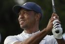 Golfista Tiger Woods.