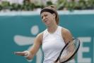 Tenistka Karolína Muchová na halovém turnaji v Moskvě na třetí finále v sezoně nedosáhla.
