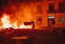 Barcelona: Plno zraněných. Páteční protesty se zvrhly.
