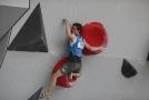 Lezec Ondra ovládl v Číně SP v lezení na obtížnost.