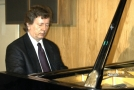 Klavírista Marian Lapšanský.