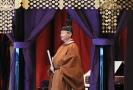 Nový japonský císař Naruhito.