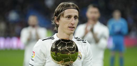 Luka Modrič, Real Madrid.