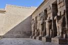 Chrám v Karnaku.